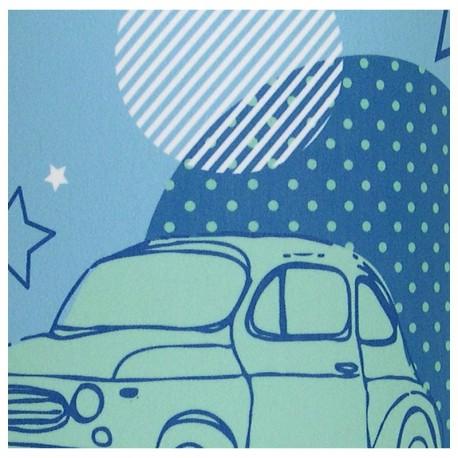 Tableau Lumineux garçon Lovely Car
