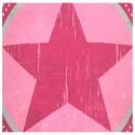 Tableau Lumineux ado Star Girl