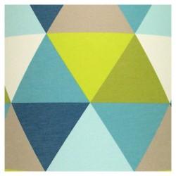 Tableau Lumineux enfant Triangle Bleu