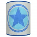 Star Boy applique étoile bleu pour garçon