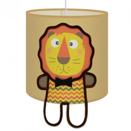 luminaire enfant lion