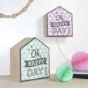 Oh Happy Day lampe design pour enfant