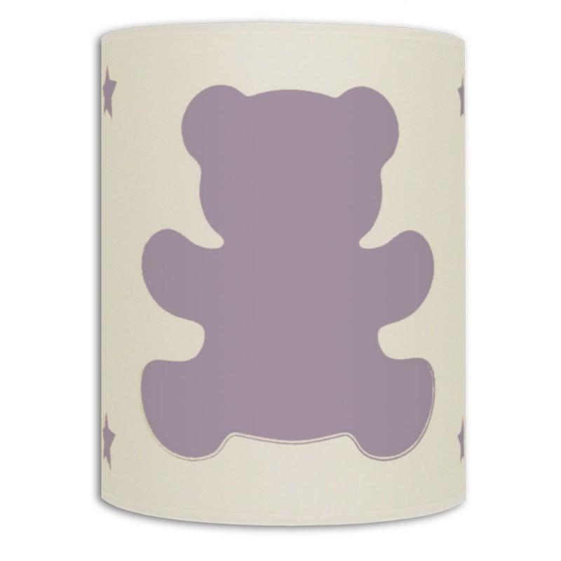 Appliques luminaire ourson pour chambres de gar ons personnalis es - Applique murale pour chambre bebe ...
