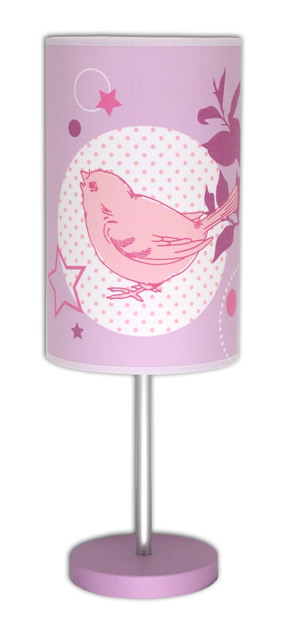 Lampe décorative enfant lovely bird