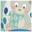 Lampadaire chambre bébé Ourson