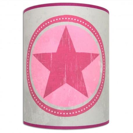 Applique déco chambre ado - Star Girl