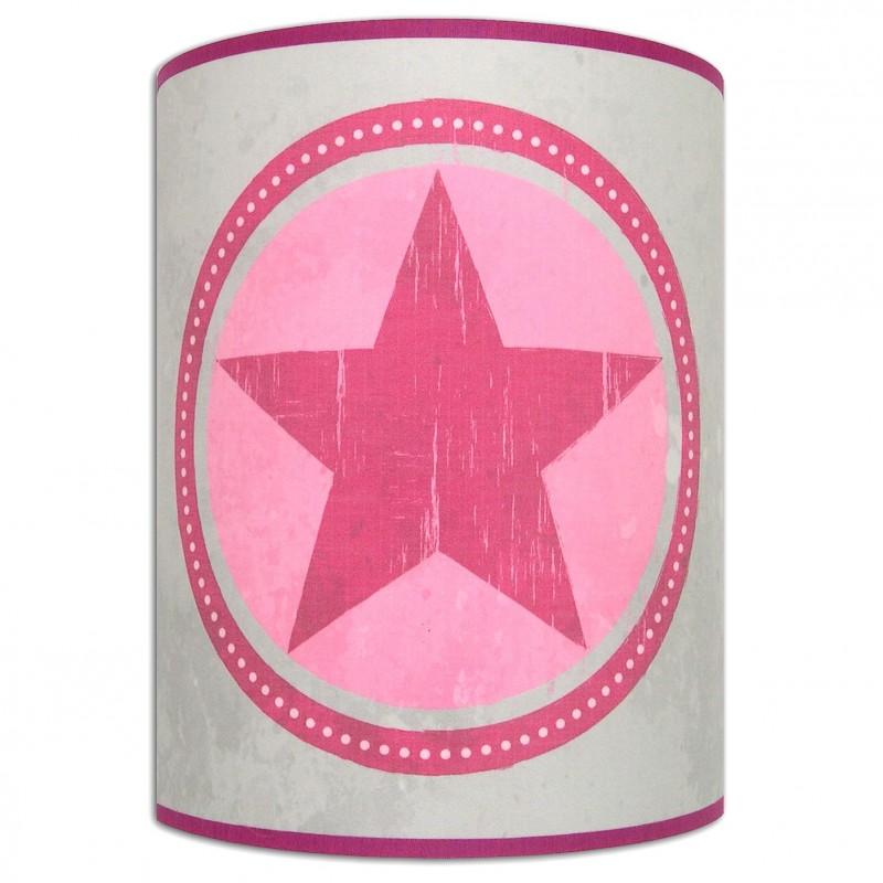 Applique chambre ado étoile Star Girl