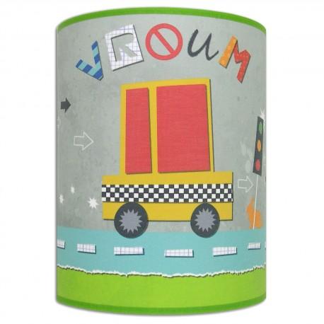 Applique murale enfant voiture - Ca Roule