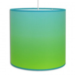 tendance Tie and Dye Suspension diabolo menthe