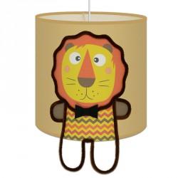 suspension décorative thème chambre savane bébé
