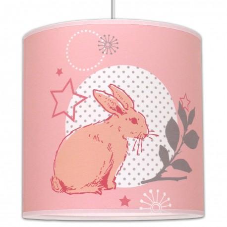 Suspension lovely rabbit