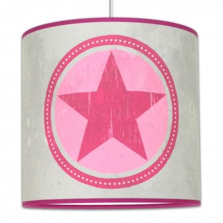 Suspension chambre ado star girl