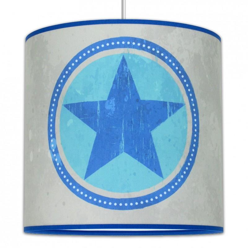 Suspension chambre ado Star Boy