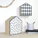 Lampe déco nordique Black and White