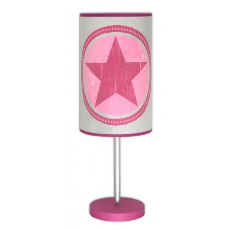 Lampe chambre ado - Star Girl
