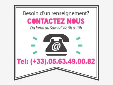 Contacter notre service clientèle